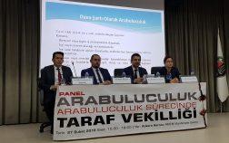 Taraf-Vekilligi